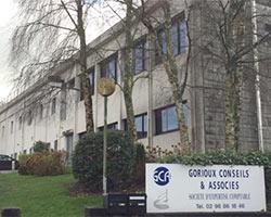 Bureau de Gorioux à Chateaulin