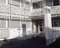 Bureau de Gorioux à Paris Rungis