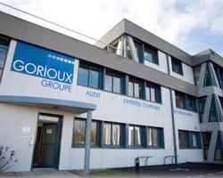 Bureau de Gorioux à Quimper